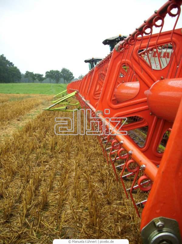 Комбайн  сельскохозяйственный