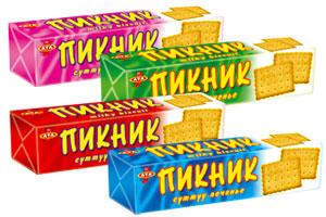 Купить Печенье Пикник в упаковке