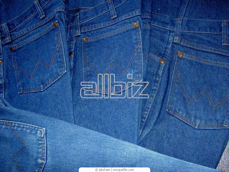 Купить Джинсовая одежда
