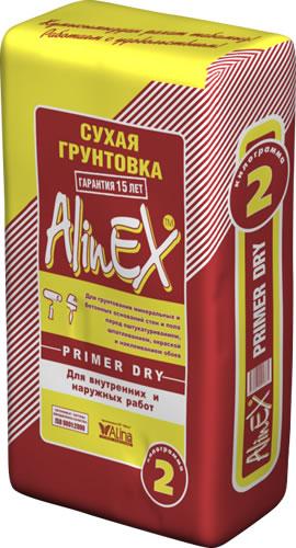 Грунтовка праймер алинекс