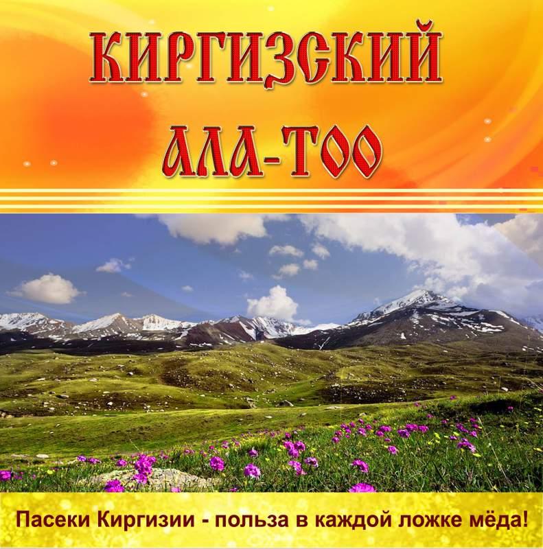 Купить Мёд горный Киргизский Ала-Тоо