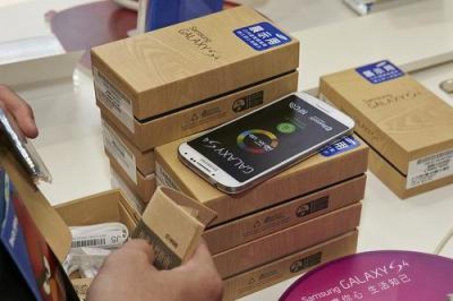 Купить Samsung Galaxy S4