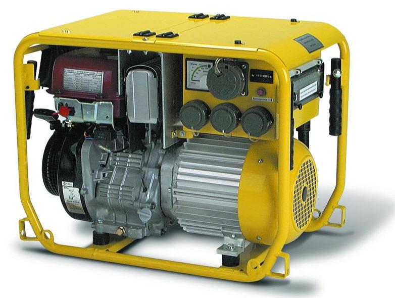 Купить Генератор ESE 604 DYG DIN для МЧС и пожарных служб