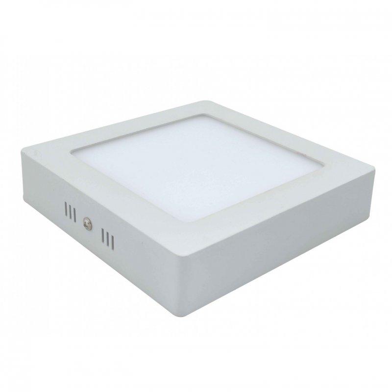 Купить Светодиодная панель 24 ватт (квадратная наружно-монтируемая)