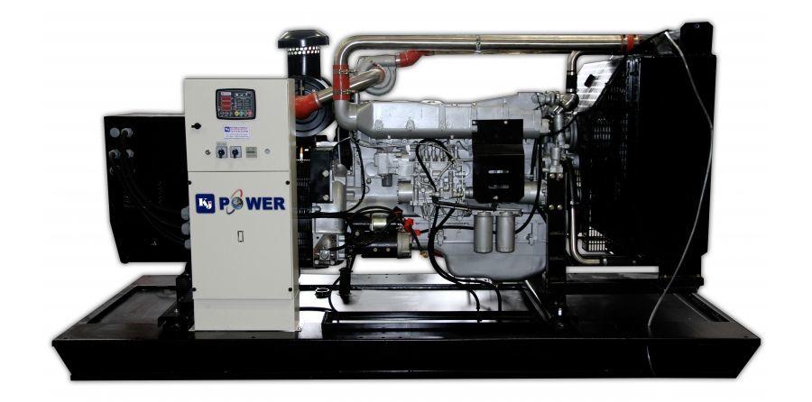 Купить Дизельные генераторы KJ Power, EMSA