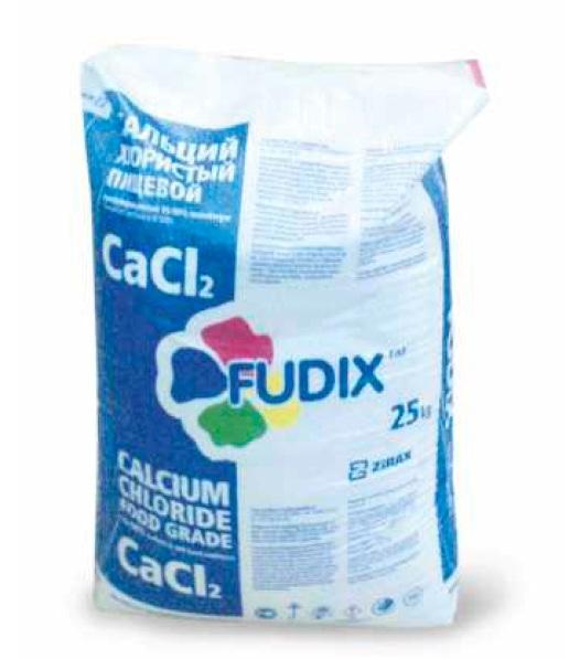 Купить Хлористый кальций пищевой (хлори́д ка́льция, CaCl2 — кальциевая соль соляной кислоты, E-509)