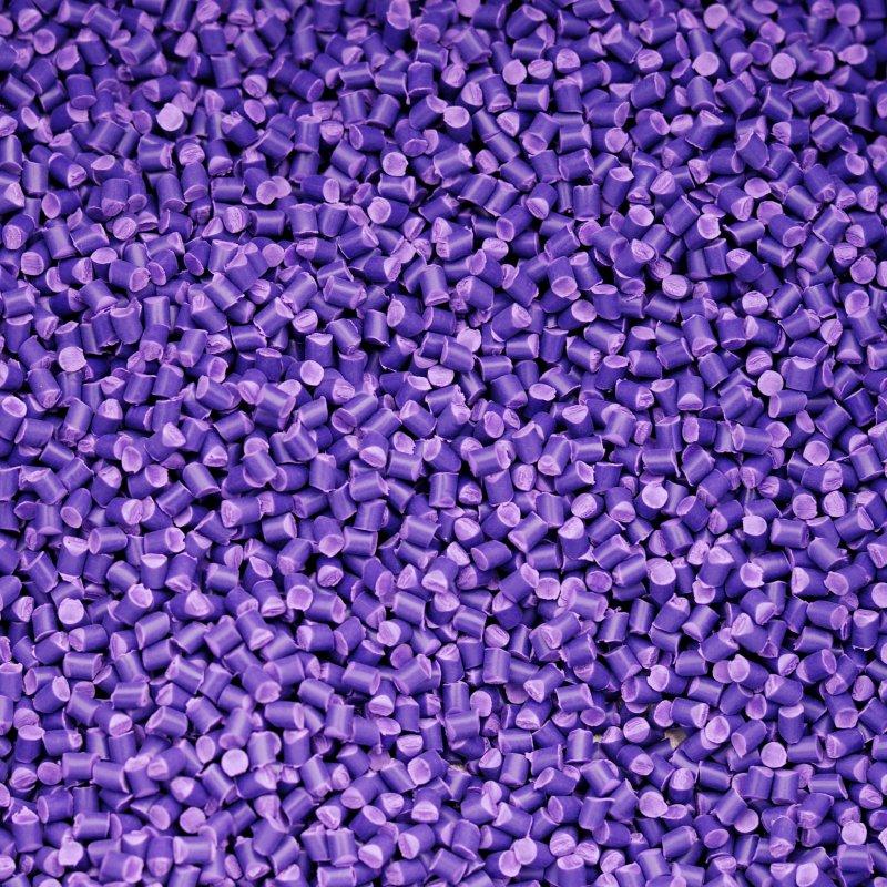 Купить Мастербатч фиолетовый (POLYCOLOR VIOLET 04008)