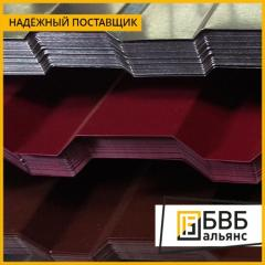 Lines for production of metal siding and wall