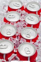 Напитки безалкогольные
