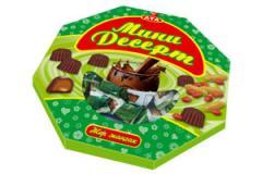 Конфеты Мини Десерт с арахисовой начинкой