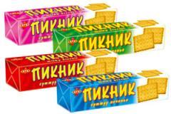 Печенье Пикник в упаковке