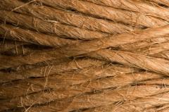 Пряжа из лубяных волокон