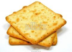 Печенье крекеры