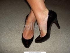 Туфли модельные женские