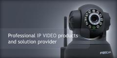 Камера поворотная IP Foscam FI9831W HD