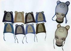 Head-dresses for children