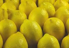 Лимоны Турецкие