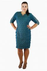 Платье гипюровое Нинель 2