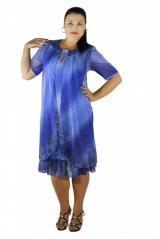 Платье шифоновое Венеция