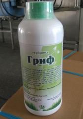 Гербицид Гриф (глифосат, 450 г/л, ВР)