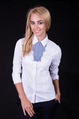 Рубашка женская , белая