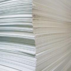 Водорастворимая бумага