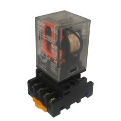 Реле промежуточное OMRON MK3P-I 10A 220V,24V,12V