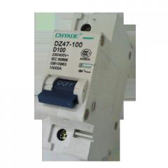Автоматический выключатель Schneider Electric D-категории 1-полюсный(63А,100А)