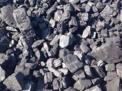 Уголь марки ГЖ, ГЖО для населения, коммунально-бытовых нужд, ТЭЦ и так далее