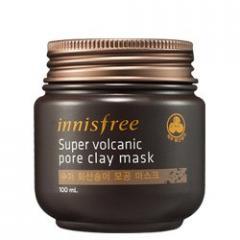 Вулканическая маска для лица Innisfree Jeju Volcanic Pore Clay Mask