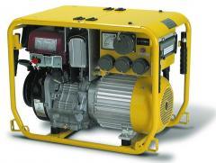Генератор ESE 604 DYG DIN для МЧС и пожарных служб