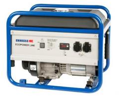 Электростанция ESE 3000 BS  Генератор для частных пользователей