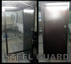 Стальные двери STEEL GUARD