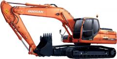 Гидравлический Экскаватор Doosan DX225LCA 2018