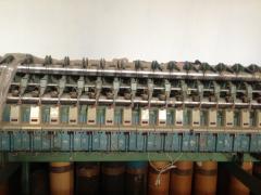 Оборудование для производства х/б пряжи