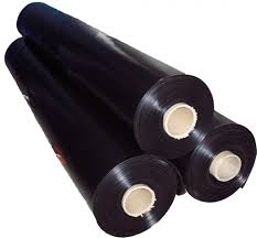 Polyethylene film secondary