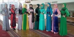 Национальная одежда Кыргызстана от