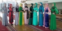 Национальная одежда Кыргызстана