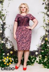 Элегантное платье Рувина