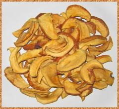 Сухофрукты из яблок