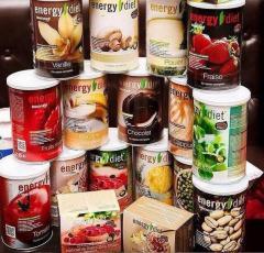 Питание функциональное Energy Diet