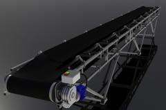 Камнедробильное оборудование, конвейерная лента, ролики, бетоно-смесительное оборудование