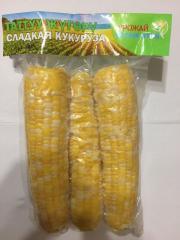 Сладкая кукуруза, замороженная