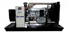 Дизельные генераторы KJ Power, EMSA