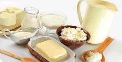 Молочная продукция из Новой Зеландии