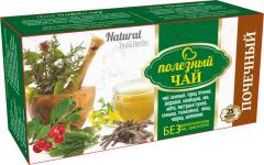 ПОЧЕЧНЫЙ (зеленый) Полезный чай 25ф/п * 2г