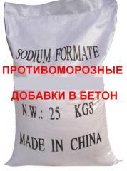 Формиат натрия 92%