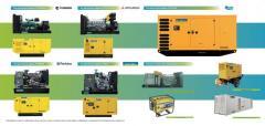 Дизельный генератор APD 50 A