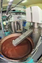 Cocoa Liqueur (nonalcoholic)