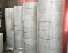 Бумага основа для производства салфеток 100% целлюлоза